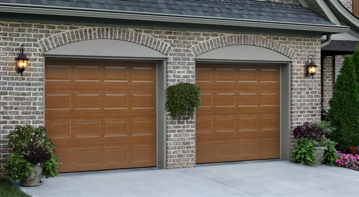 Your Garage Door Can Match Your Home's Style